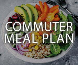 COMMUTER MEAL PLAN