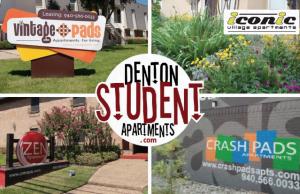 Denton Student Apartments
