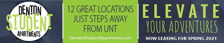 Denton Student Apartments