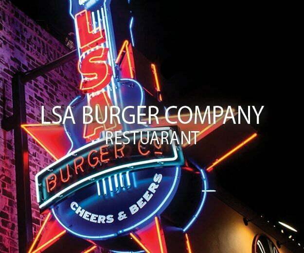 LSA BURGER COMPANY